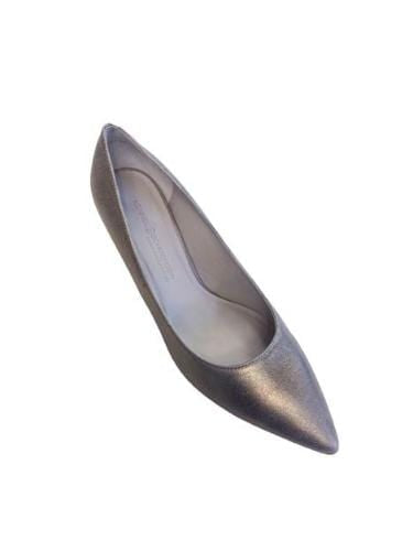 Kennel & Schmenger Shoes Kennel & Schmenger Pewter Court Shoe izzi-of-baslow