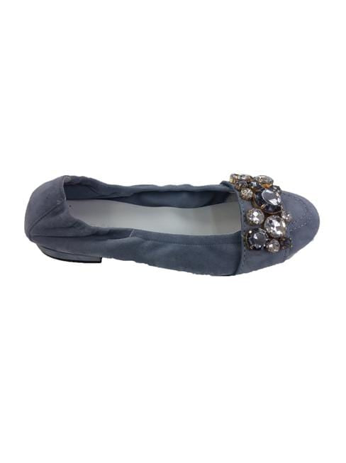 Kennel & Schmenger Shoes Kennel & Schmenger Shoes With Gems Grey Smoke 91-10450-494 izzi-of-baslow