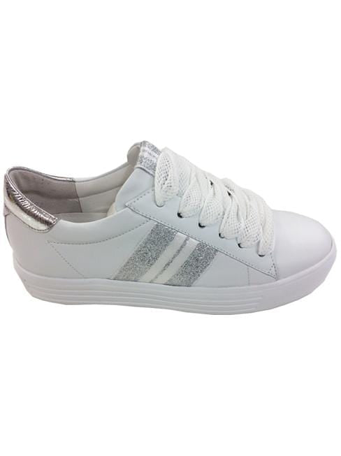 Kennel & Schmenger Shoes Kennel & Schmenger Trainers With Silver Stripe 91-14560-627 izzi-of-baslow