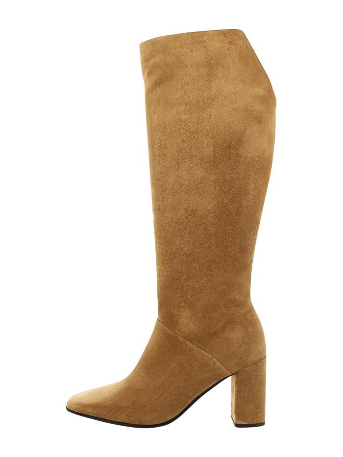 Kennel & Schmenger Shoes Kennel & Schmenger Wood Suede Knee Length Keri Boots 41-85700-369 izzi-of-baslow