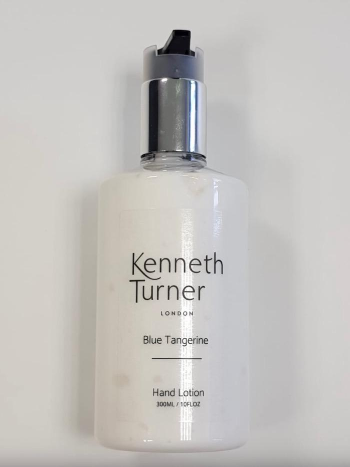 Kenneth Turner London Gifts One Size Kenneth Turner Blue Tangerine Hand Lotion izzi-of-baslow