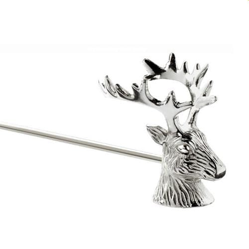 Kenneth Turner London Gifts One Size Kenneth Turner Stag Candle Snuffer izzi-of-baslow