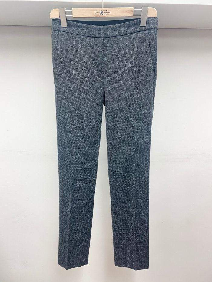 Luisa Cerano Trousers Luisa Cerano Grey Trousers 668154/2161 izzi-of-baslow