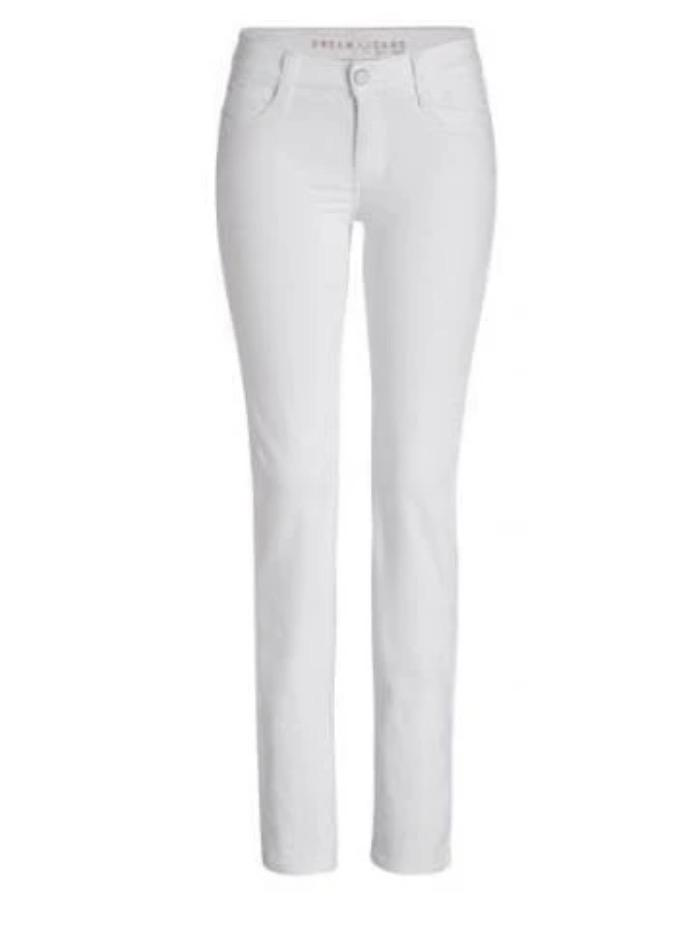 Mac Jeans Jeans Mac Dream 5401 Jeans Straight Leg D010 White izzi-of-baslow