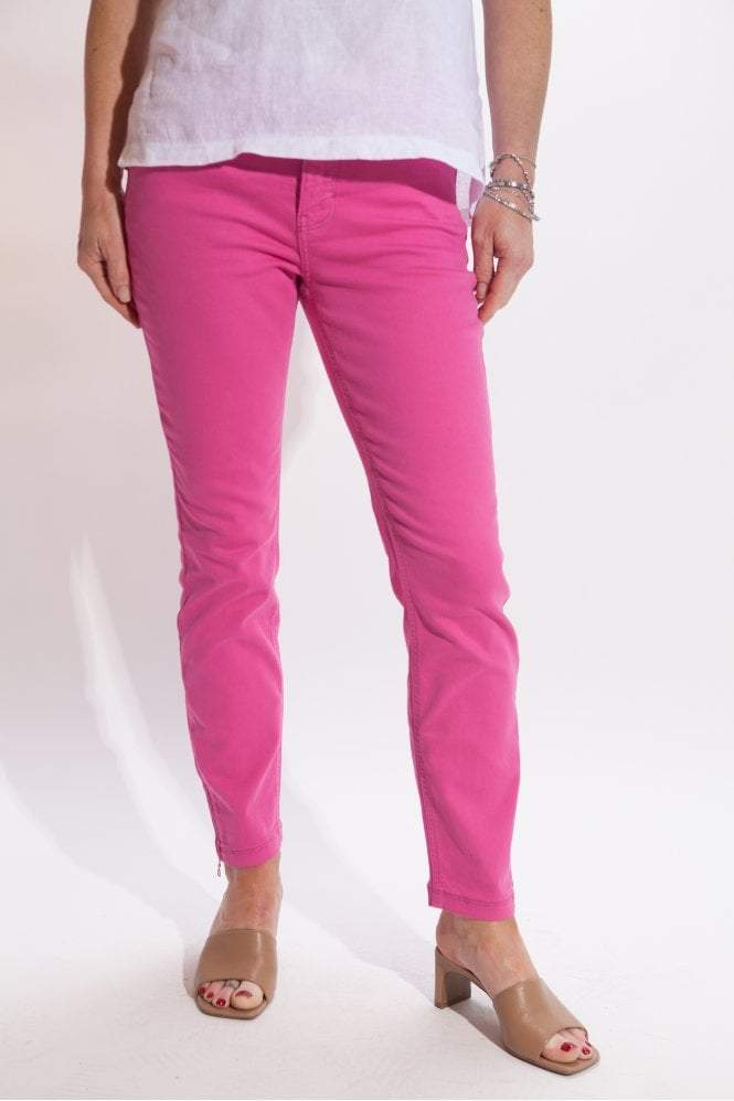 Mac Jeans Jeans Mac Dream 5471 Chic Candy Pink 438R Jeans izzi-of-baslow