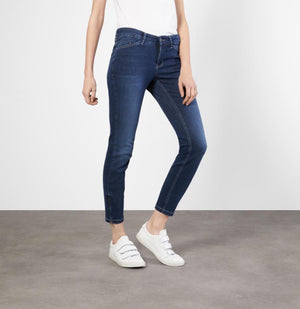 Mac Jeans Jeans Mac Dream Chic Jeans 5471 D877 Dark Blue Authentic izzi-of-baslow