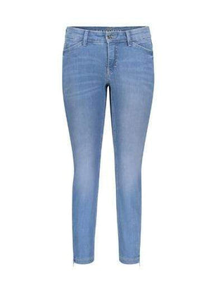 Mac Jeans Jeans Mac Dream Chic Jeans D425 Light Blue Used Wash izzi-of-baslow