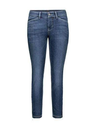Mac Jeans Jeans Mac Dream Chic Jeans D853 Dark Used Wash izzi-of-baslow