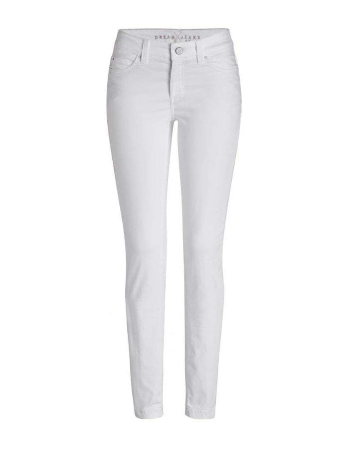 Mac Jeans Jeans Mac Dream Skinny 5402 Jeans 011W Off White izzi-of-baslow