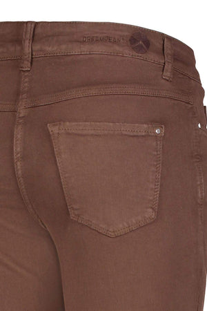 Mac Jeans Jeans Mac Dream Skinny 5402 Jeans 278R Fawn Brown izzi-of-baslow