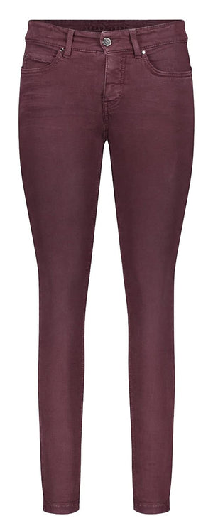 Mac Jeans Jeans Mac Dream Skinny 5402 Jeans 467W Dark Oxblood izzi-of-baslow