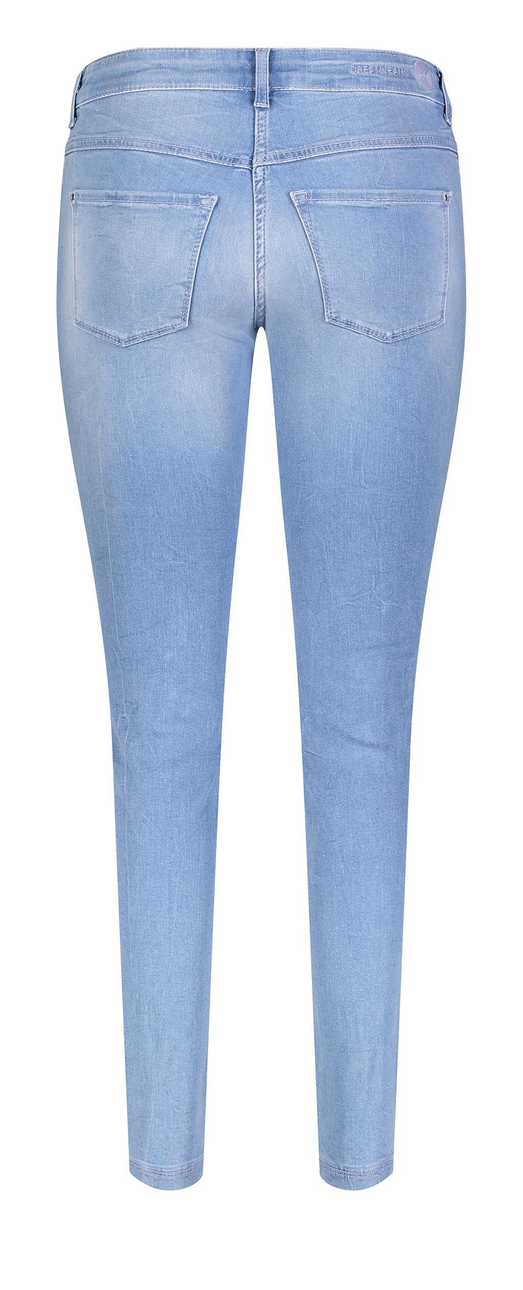 Mac Jeans Jeans Mac Dream Skinny 5402 Jeans Baby Blue Wash D489 izzi-of-baslow