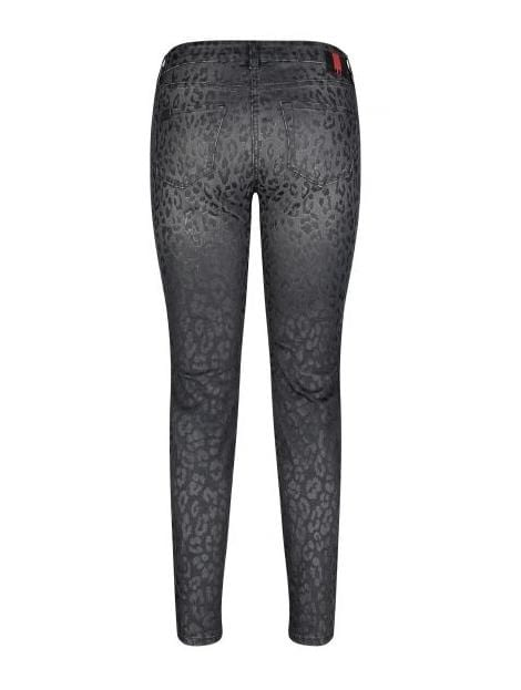 Mac Jeans Jeans Mac Slim 5940 Jeans 0390 Black Leo Coating izzi-of-baslow