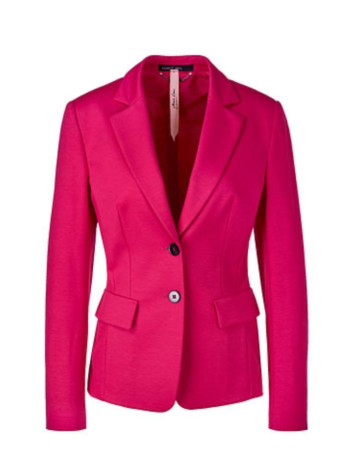 Marc Cain Additions Coats & Jackets Marc Cain Additions Pink Jacket QA 34.02 J24 242 Y izzi-of-baslow