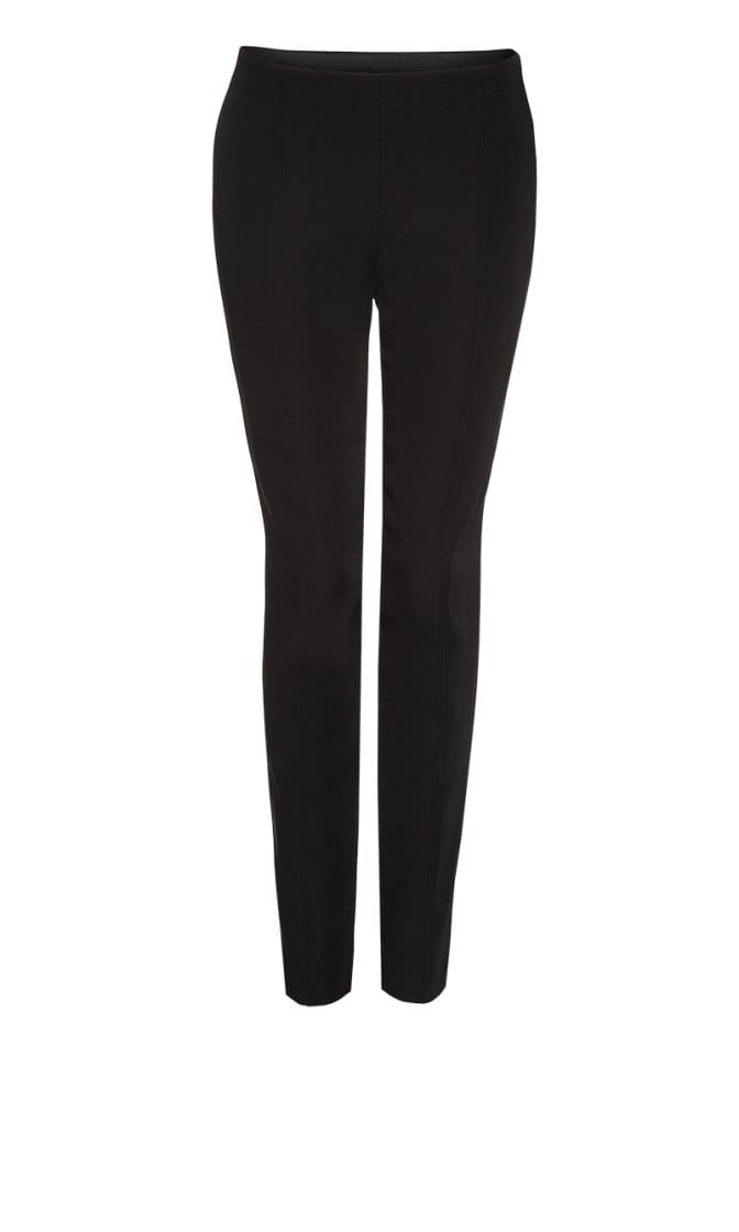 Marc Cain Additions Trousers Marc Cain Essentials Trouser in  Black +E81 45 W17 izzi-of-baslow