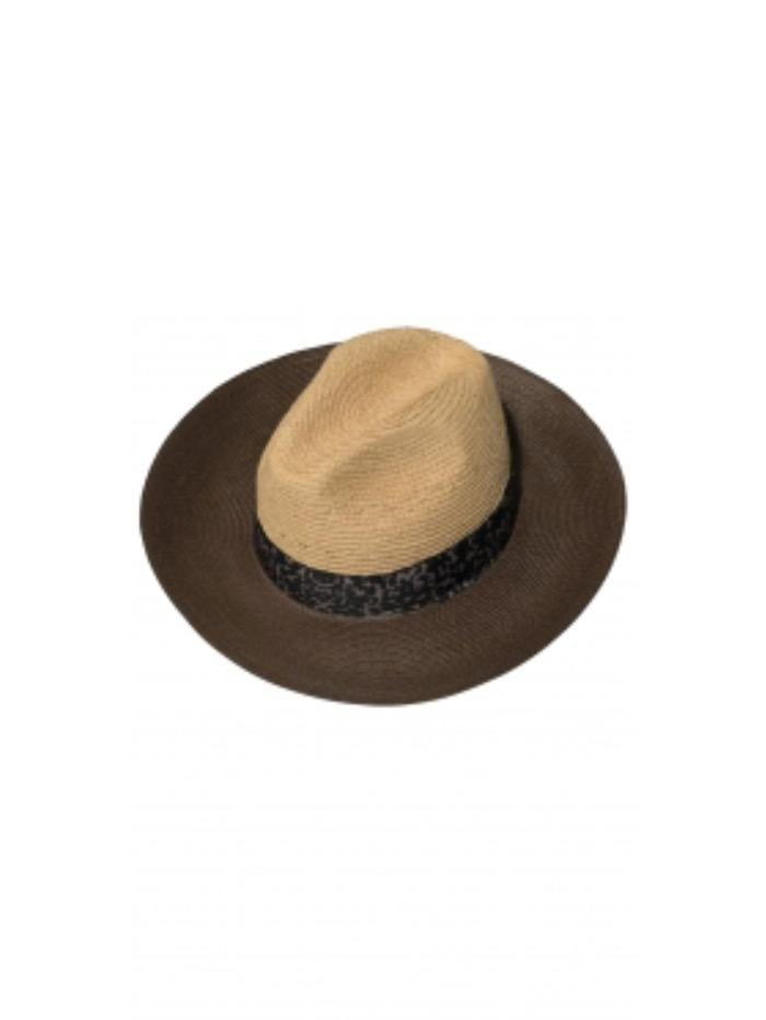 Marc Cain Collections Accessories 3 Marc Cain Collections Straw Hat QC H1.02 Z26 675 izzi-of-baslow