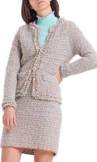 Marc Cain Collections Coats and Jackets Marc Cain Collections Couture Knitted Jacket PC 31.57 M47 izzi-of-baslow
