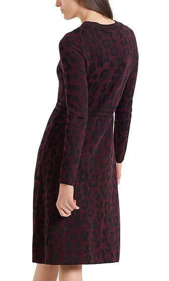Marc Cain Collections Dresses Marc Cain Collections Knitted Dress 295 PC 21.38 M67 izzi-of-baslow