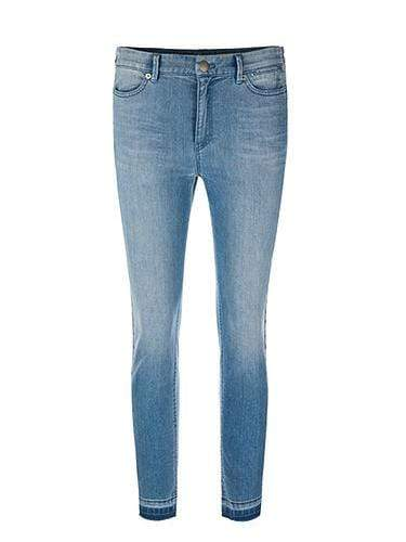 Marc Cain Collections Jeans 1 Marc Cain Collections Jeans In Bicolour Denim izzi-of-baslow