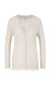 Marc Cain Collections Knitwear Marc Cain Collections Cardigan with Silk and Cashmere PC 31.06 M50 izzi-of-baslow