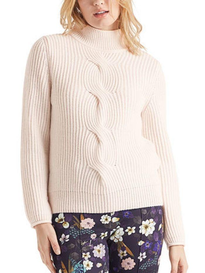 Marc Cain Collections Knitwear Marc Cain Collections Sweater 142 PC 41.74 M18 izzi-of-baslow
