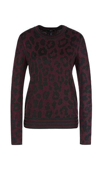 Marc Cain Collections Knitwear Marc Cain Collections Sweater 295 PC 41.68 M67 izzi-of-baslow