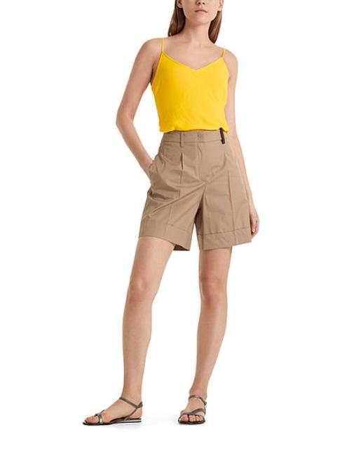 Marc Cain Collections Shorts Marc Cain Collections Cotton Shorts Clay NC 83.02 W60 izzi-of-baslow