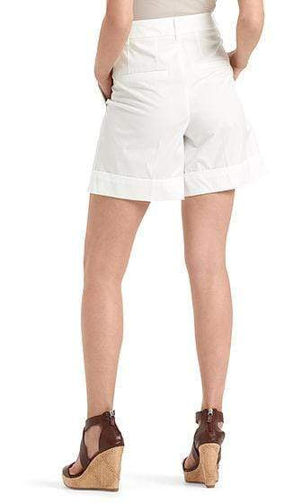 Marc Cain Collections Shorts Marc Cain Collections Cotton Shorts Off-White NC 83.02 W60 izzi-of-baslow