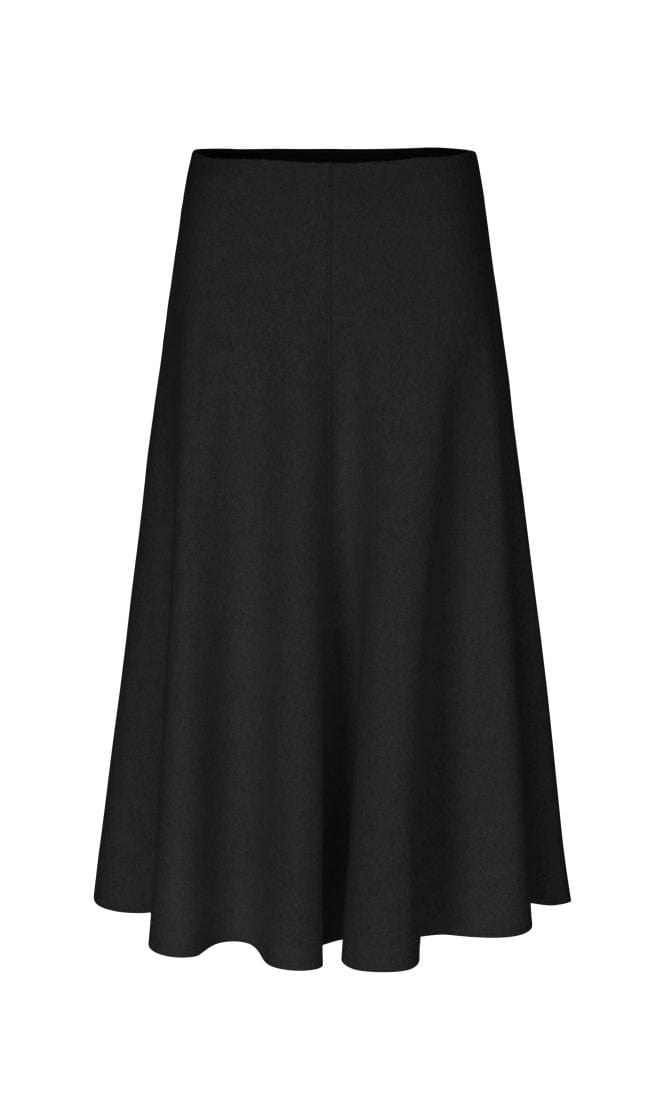 Marc Cain Collections Skirts Marc Cain Collections Skirt In Black MC 71.43 J30 izzi-of-baslow