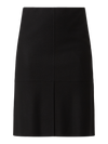 Marc Cain Collections Skirts Marc Cain Collections Wool Jersey Skirt Black MC 71.13 J42 izzi-of-baslow