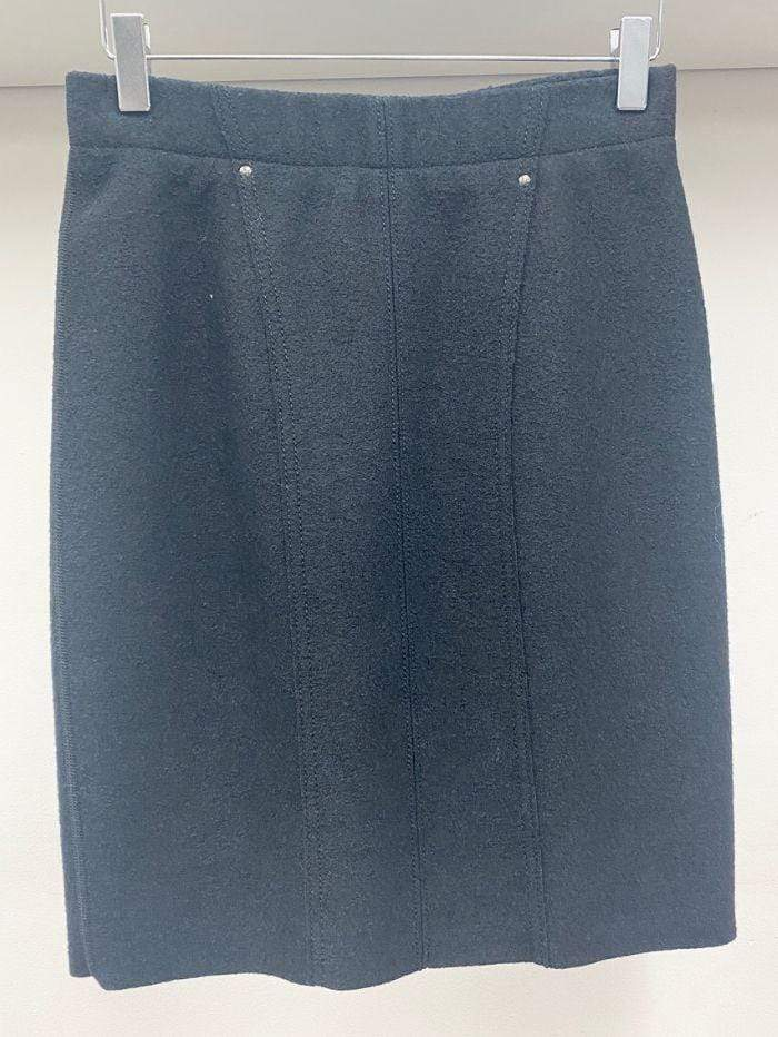 Marc Cain Collections Skirts Marc Cain Collections Wool Skirt KC 71.55 J30 810 izzi-of-baslow