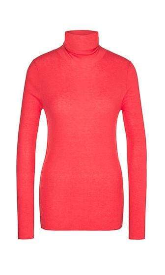 Marc Cain Collections Tops 1 Marc Cain Collections Roll-neck sweater in a woollen blend NC 41.05 M53 izzi-of-baslow