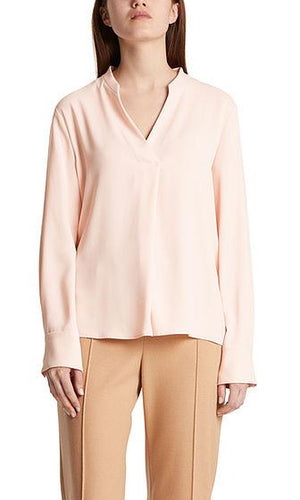Marc Cain Collections Tops Marc Cain Collections  Blouse Nude MC 51.24 W01 izzi-of-baslow