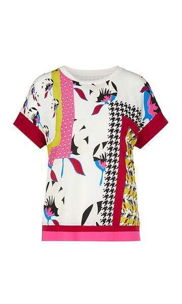 Marc Cain Collections Tops Marc Cain Collections Blouse Style Top PC 55.08 J84 izzi-of-baslow