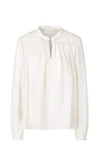 Marc Cain Collections Tops Marc Cain Collections Blouse with Lace Inserts PC 51.19 W39 izzi-of-baslow