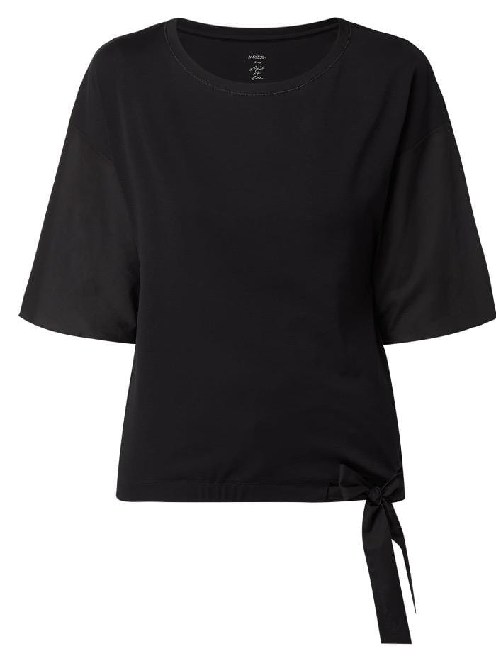 Marc Cain Collections Tops Marc Cain Collections LC 48.53 J14 Black izzi-of-baslow