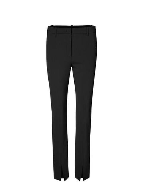 Marc Cain Collections Trousers 2 Marc Cain Collections Crepe Trousers Black MC 81.09 W16 izzi-of-baslow
