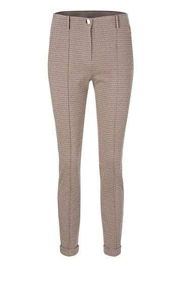 Marc Cain Collections Trousers Marc Cain Collections Elegant Trousers with Pressed Crease 652 PC 81.32 J41 izzi-of-baslow