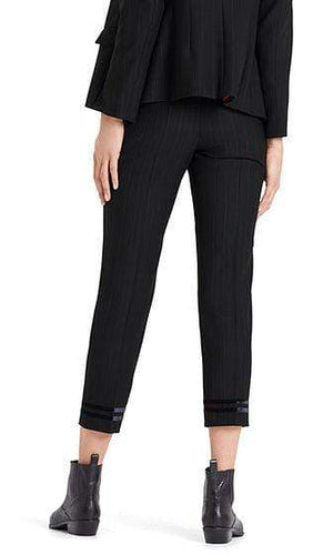 Marc Cain Collections Trousers Marc Cain Collections Pinstriped Trousers PC 81.29 W31 izzi-of-baslow
