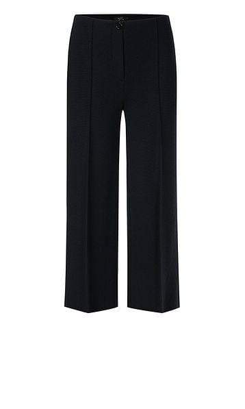 Marc Cain Collections Trousers Marc Cain Collections Trousers in Midnight Blue PC 81.04 M28 izzi-of-baslow