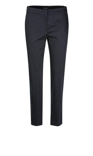 Marc Cain Essentials Trousers Marc Cain Essentials Jegging Midnight Blue +E82 10 D03 izzi-of-baslow