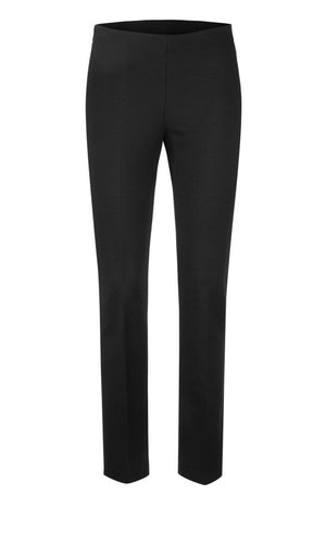 Marc Cain Essentials Trousers Marc Cain Essentials Pull On Trouser in Black +E81 22 J24 izzi-of-baslow