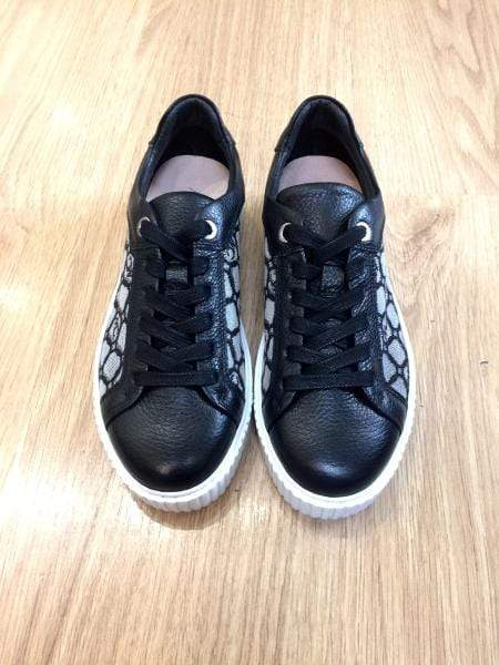 Marc Cain Shoes 3.5 Marc Cain Trainers With Marc Cain Monogram MB SH.74 L19 izzi-of-baslow