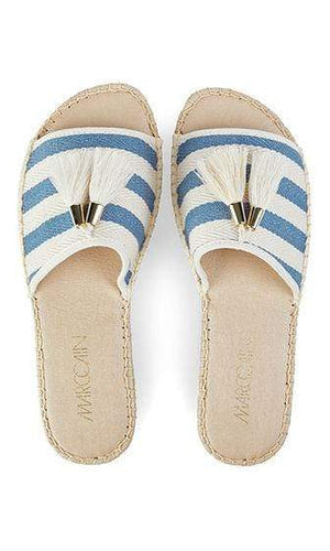 Marc Cain Shoes 3 Marc Cain Espadrille-style mules Regatta NB SI.01 W09 izzi-of-baslow