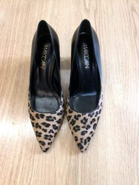 Marc Cain Shoes 4 Marc Cain Block Heels With Leopard Print MB SD.50 L29 izzi-of-baslow
