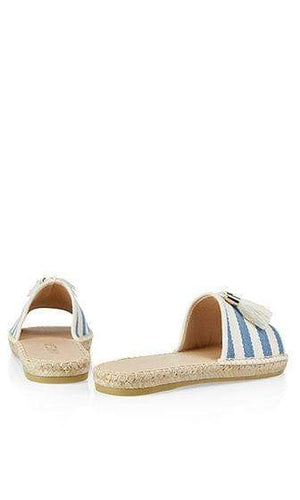 Marc Cain Shoes Marc Cain Espadrille-style mules Regatta NB SI.01 W09 izzi-of-baslow