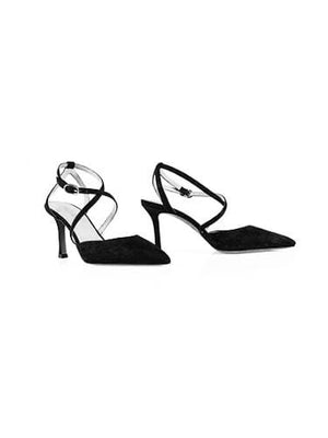 Marc Cain Shoes Marc Cain High-heel Stilettos Black Suede LB SD.31 L18 izzi-of-baslow