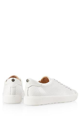 Marc Cain Shoes Marc Cain Perforated leather sneakers NB SH.16 L38 izzi-of-baslow