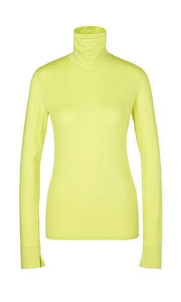 Marc Cain Sports Knitwear Marc Cain Sports Stretchy Roll Neck Top 411 PS 48.14 J83 izzi-of-baslow
