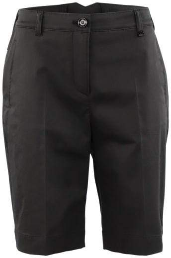 Marc Cain Sports Shorts Marc Cain Sports Black Shorts in stretch cotton NS 83.04 W46 izzi-of-baslow